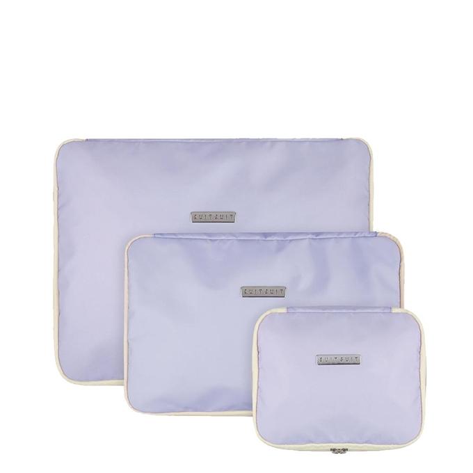 SUITSUIT Fabulous Fifties Packing Cube Set S-M-L paisley purple - 1