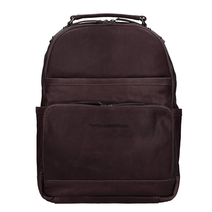 The Chesterfield Brand Austin Backpack brown - 1
