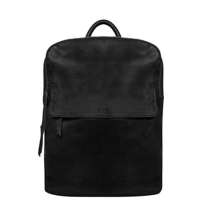 MyK. Explore Bag black