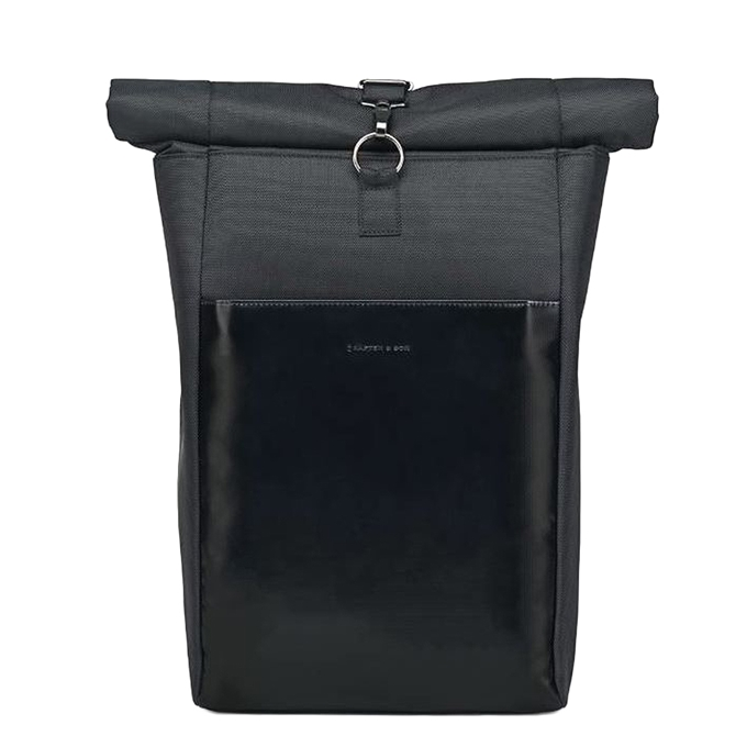 Kapten & Son Lund Backpack all black - 1
