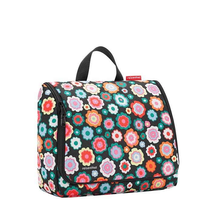 Reisenthel Travelling Toiletbag XL happy flowers - 1