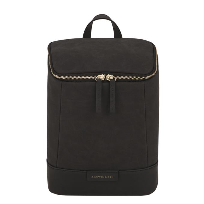 Kapten & Son Lohja Backpack all black - 1