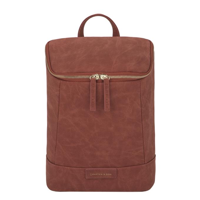 Kapten & Son Lohja Backpack rust red - 1