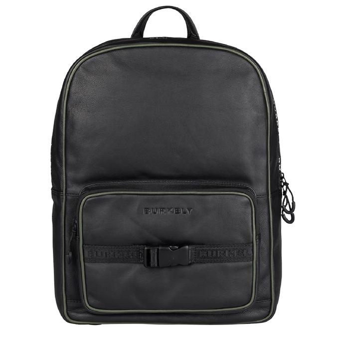 Burkely Rebel Reese backpack black - 1