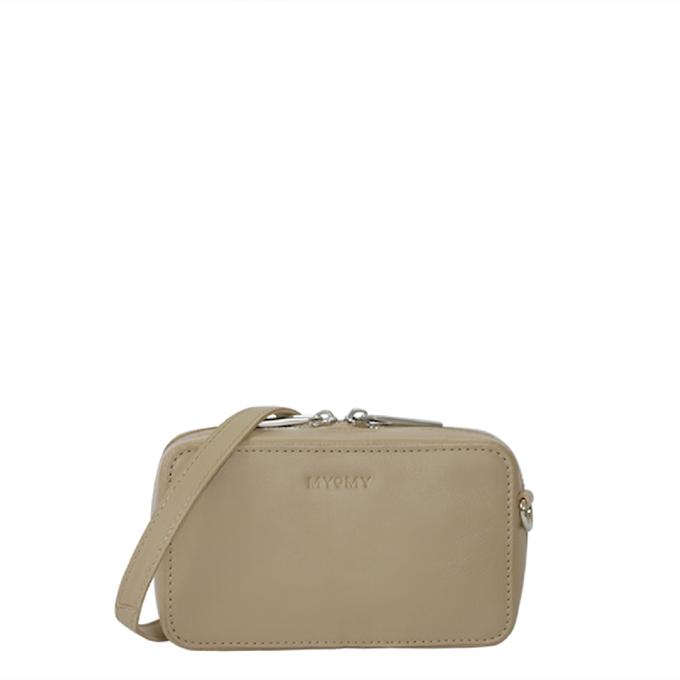 MYoMY Boxy Bag Camera Bag sand