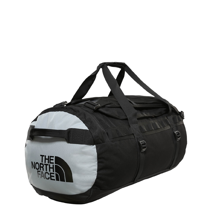 The North Face Gilman Duffel M tnf black / mid grey - 1