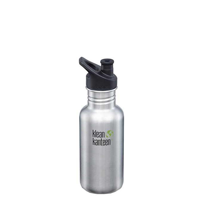 Klean Kanteen Classic Single Wall Bottle 532ml brushed stainless