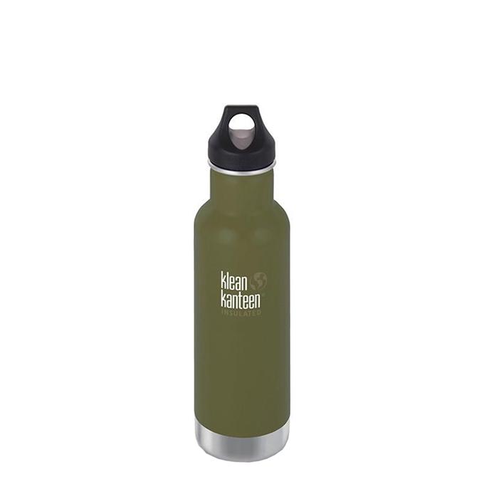 Klean Kanteen Classic Vacuum Insulated Bottle 592ml fresh pine matte