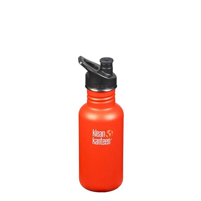 Klean Kanteen Classic Single Wall Bottle 532ml sierra sunset matte