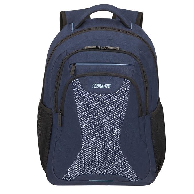 American Tourister At Work Laptop Backpack 15.6'' Knit blue melange