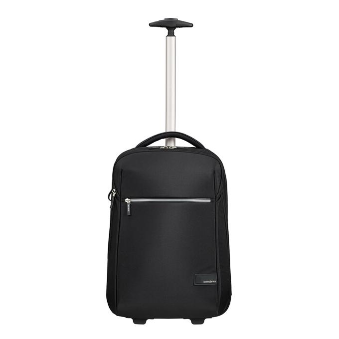 Samsonite Litepoint Laptop Backpack/Wheels 17.3'' black