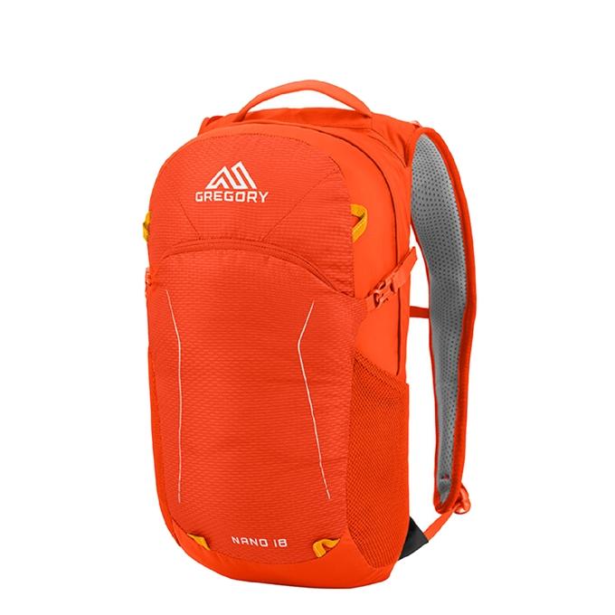 Gregory Nano Backpack 18L burnished orange