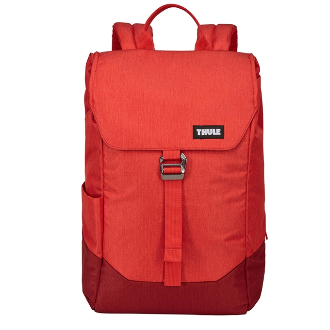 Thule Lithos Backpack 16L lava/red feather