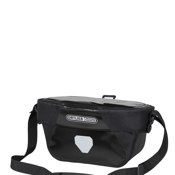 Ortlieb Ultimate Six Stuurtas Classic 5L black