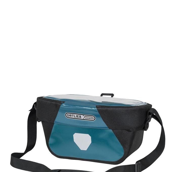 Ortlieb Ultimate Six Stuurtas Classic 5L petrol/black