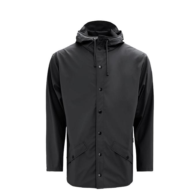 Rains Jacket Regenjas XS/S black