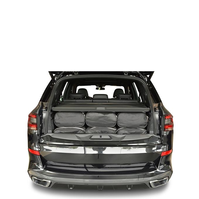 Car-Bags BMW X5 Plug in Hybride 6-Delige Reistassenset (2019-heden)