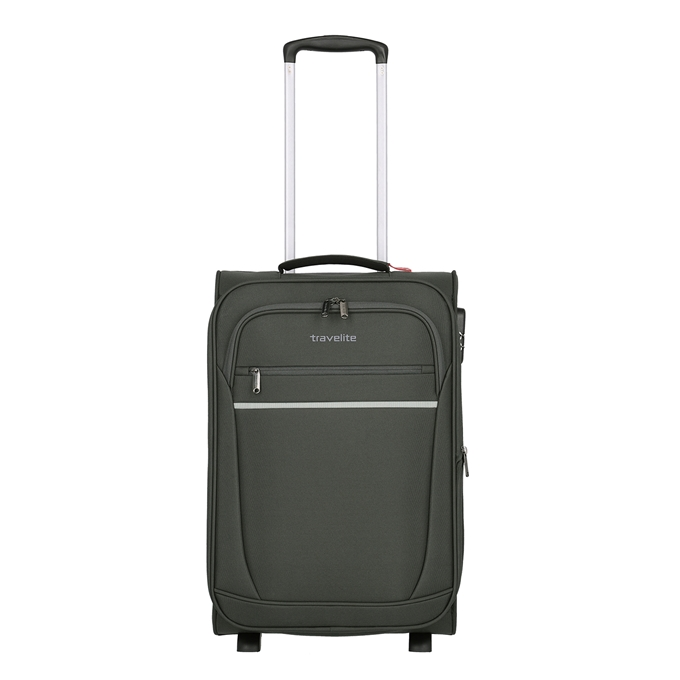 Travelite Cabin 2 Wiel Trolley S Expandable anthracite - 1