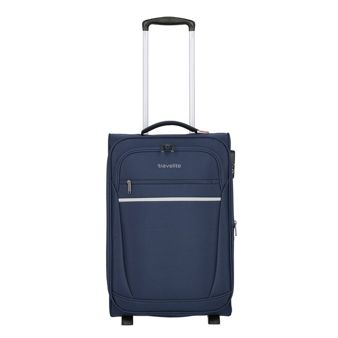 Travelite Cabin 2 Wiel Trolley S Expandable navy