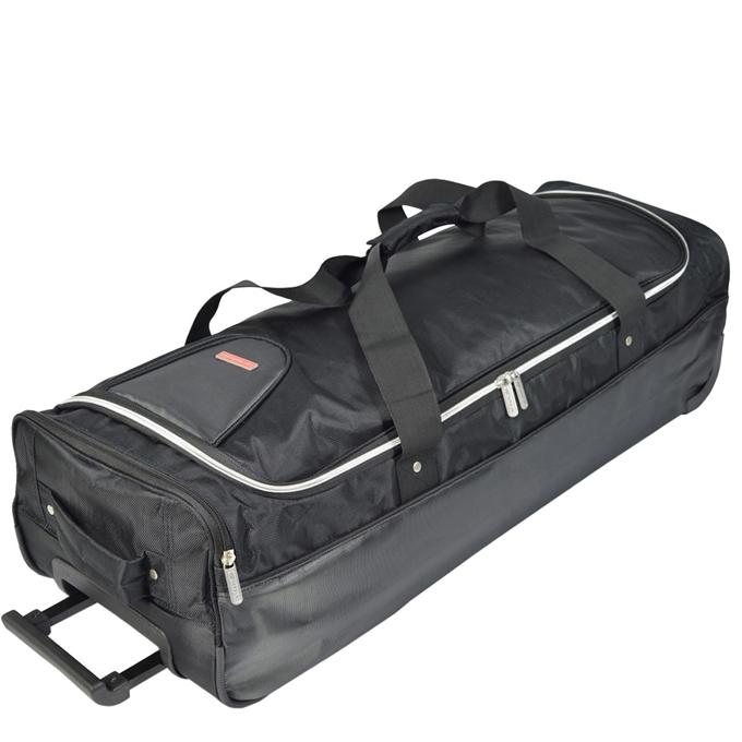 Car-Bags Basics Reistas Met Wielen 100 zwart