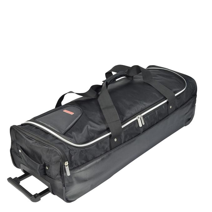 Car-Bags Basics Reistas Met Wielen 80 zwart