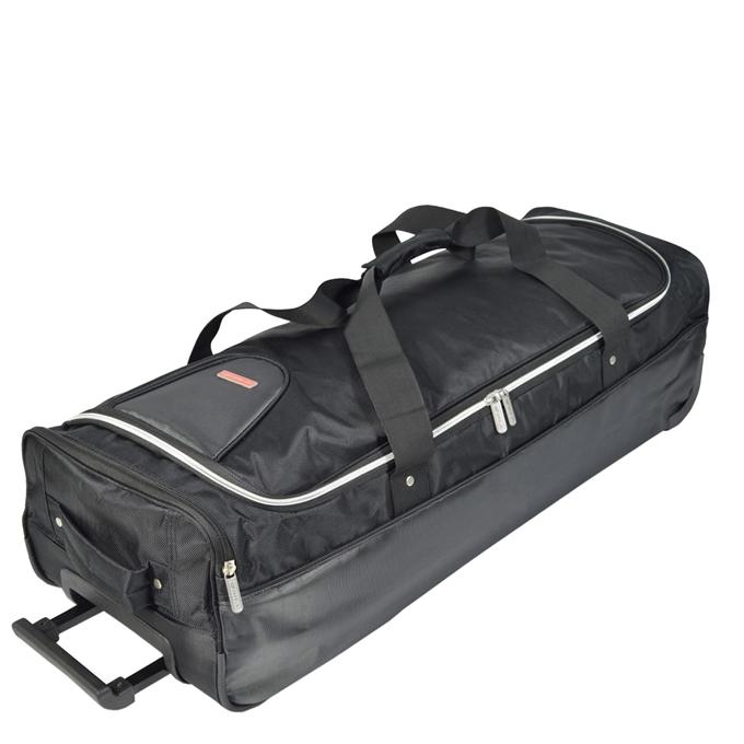 Car-Bags Basics Reistas Met Wielen 90 zwart