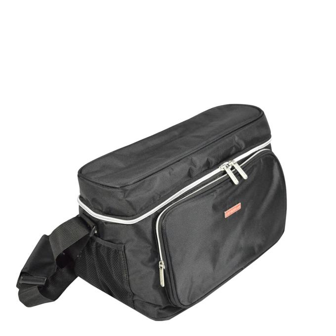 Car-Bags Basics Koeltas zwart