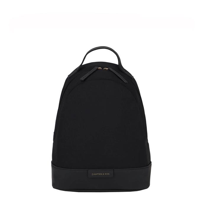Kapten & Son Alesund Backpack all black - 1