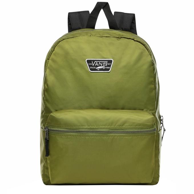 Vans Expedition II Backpack calla green/lemon tonic