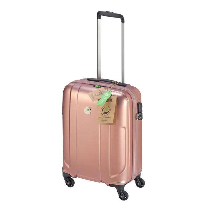 Princess Traveller Sumatra Recycled PET Cabin Trolley S pink