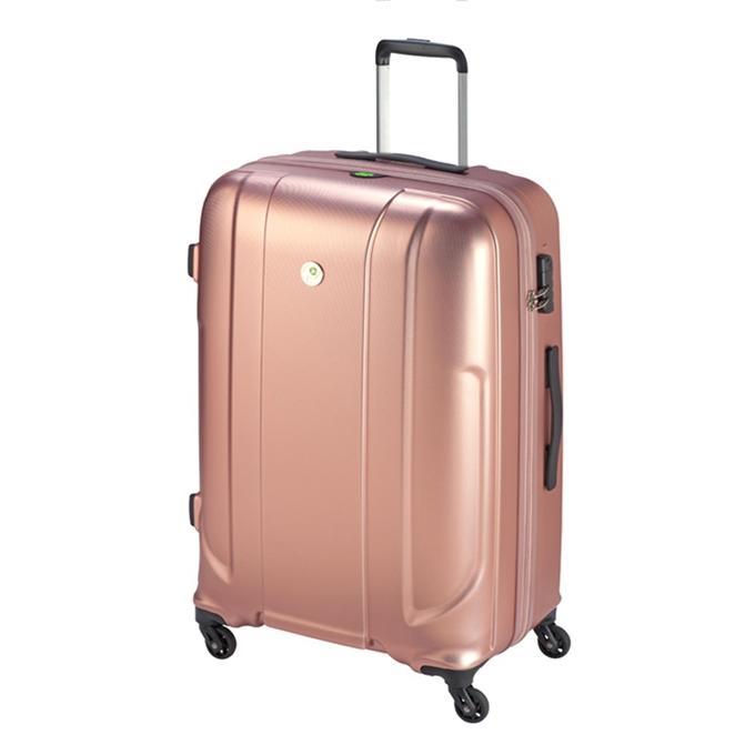 Princess Traveller Sumatra Recycled PET Trolley L pink