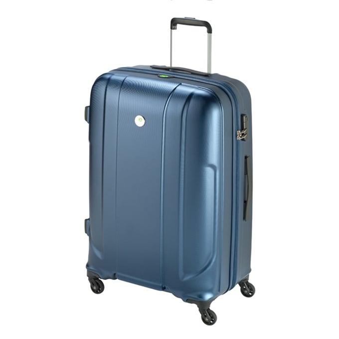 Princess Traveller Sumatra Recycled PET Trolley L dark blue
