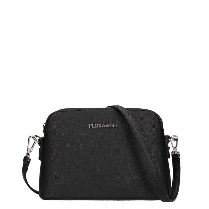 Flora & Co Bags Schoudertas zwart
