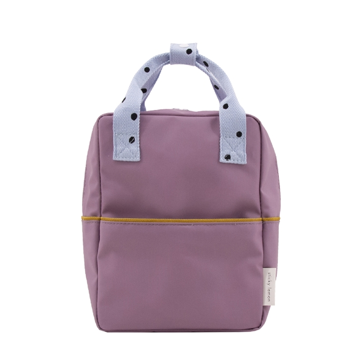 Sticky Lemon Freckles Backpack Small pirate purple sky blue caramel fudge - 1