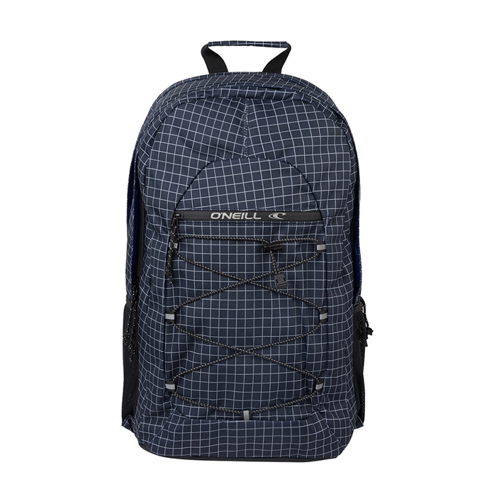 O'Neill Boarder Plus Backpack blue aop/white