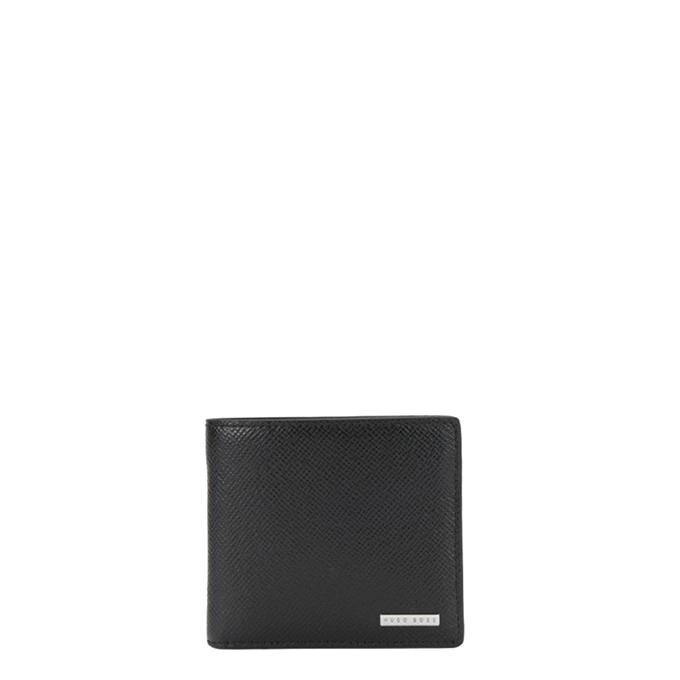 Hugo Boss Signature Collection Portemonnee 8 cc black