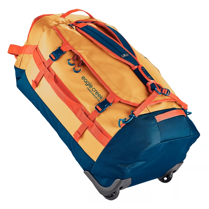 Eagle Creek Cargo Hauler Wheeled Duffel 110L sahara yellow