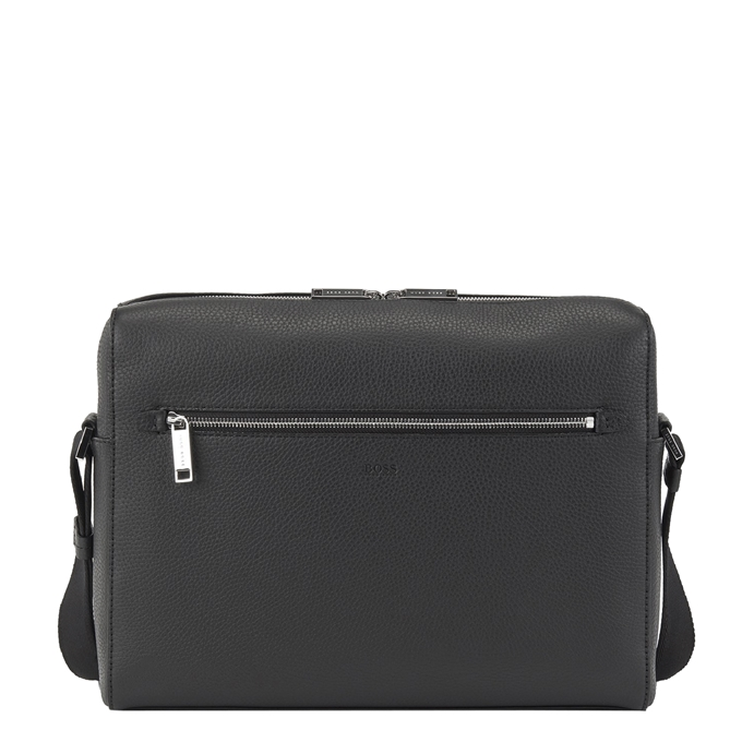 Hugo Boss Crosstown Messenger Laptop black