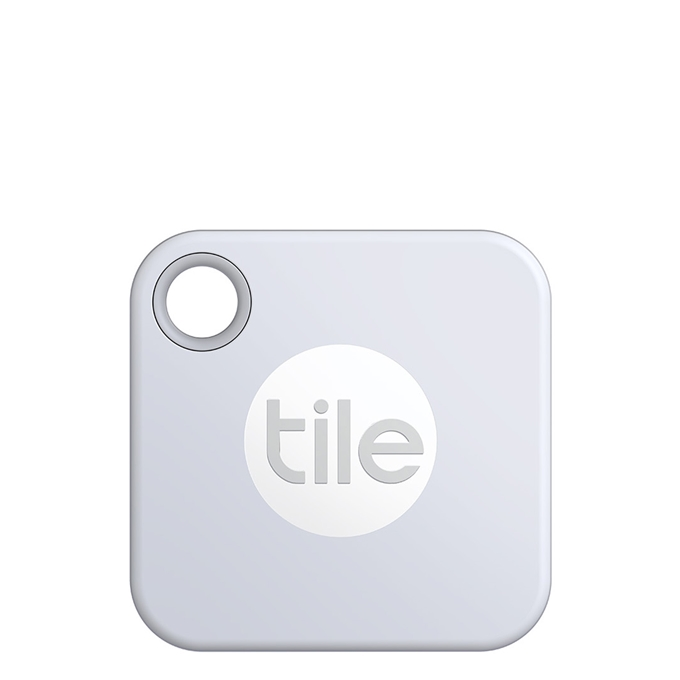 Tile Bluetooth Tracker Mate+ (2020) 1-pack white