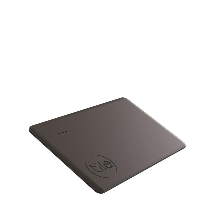 Tile Bluetooth Tracker Slim II (2020) Single Pack black