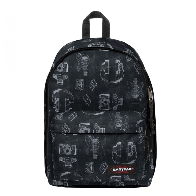Eastpak Out of Office Rugzak patent black - 1