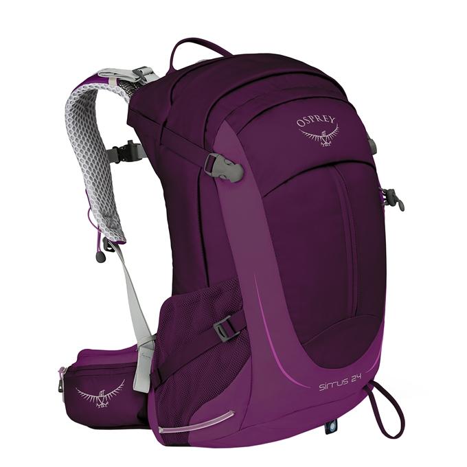 Osprey Sirrus 24 Backpack ruska purple - 1
