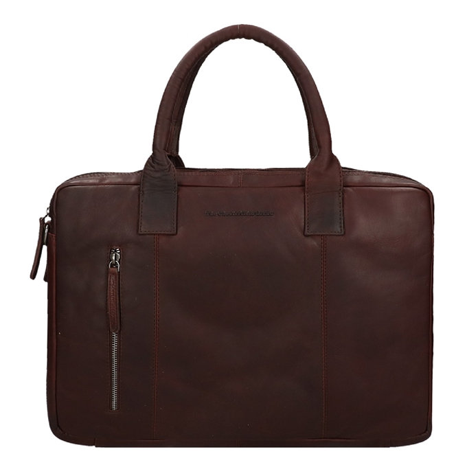 "The Chesterfield Brand Specials 15.6"" Laptopbag brown"