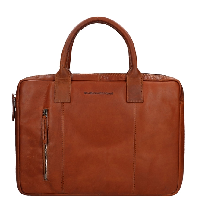 "The Chesterfield Brand Specials 15.6"" Laptopbag cognac"