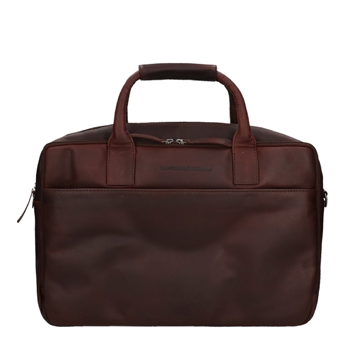 "The Chesterfield Brand Specials 17"" Laptopbag brown - 1"