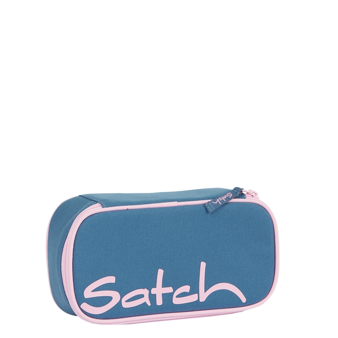Satch Pencil Box Etui deep rose