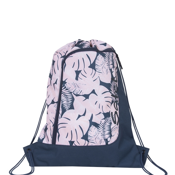 Satch Gym Bag botanic blush