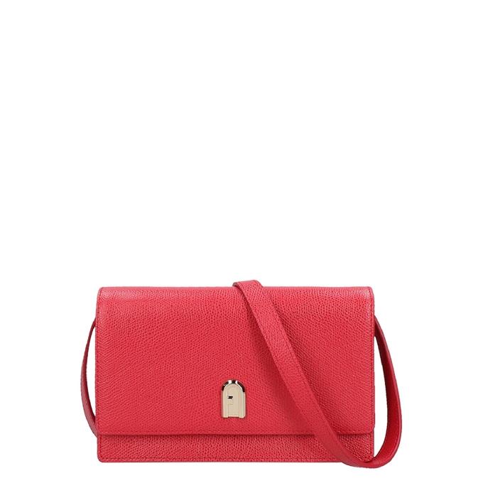 Furla 1927 Mini Bag Crossbody ruby