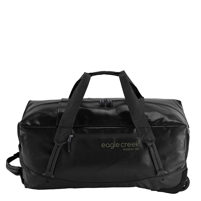 Eagle Creek Migrate Wheeled Duffel 110L jet black - 1