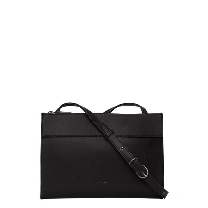 Matt & Nat Vintage Onra Shoulder Bag black